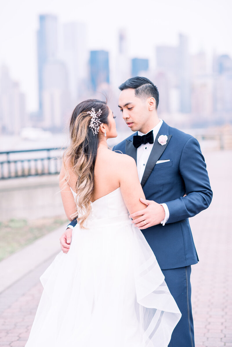 Liberty House Wedding - NJ Wedding Photographer - Myra Roman Photography