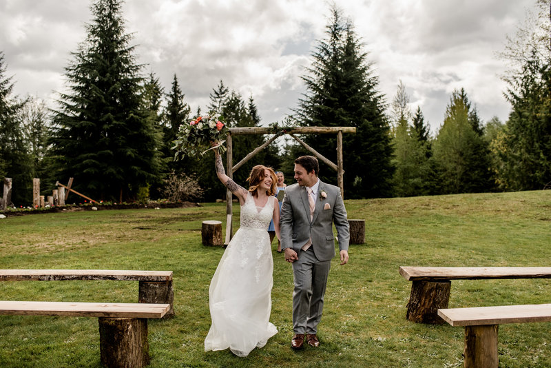 Washington Elopement -- Lucille Gardens -- Jeff + Rebecca Photography-1