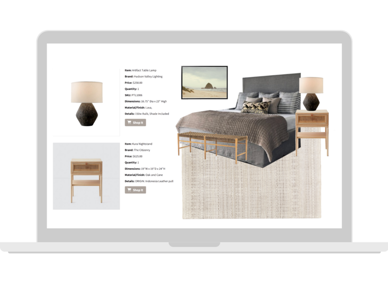 Delancey on Demand _Furniture Selection