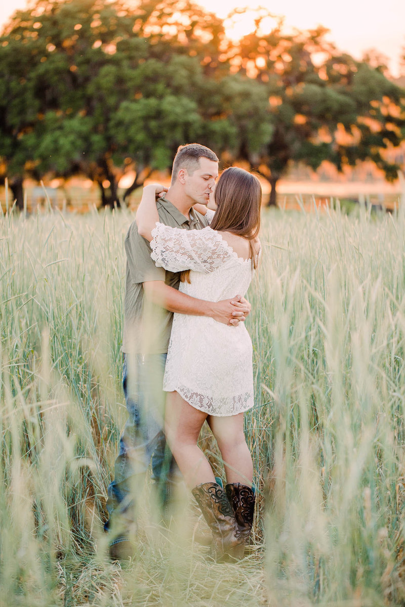 Rye Field Engagement Session in Dade City