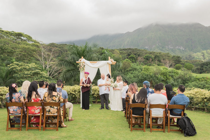 Oahu Wedding Venue - Royal Hawaiian Golf Club-1