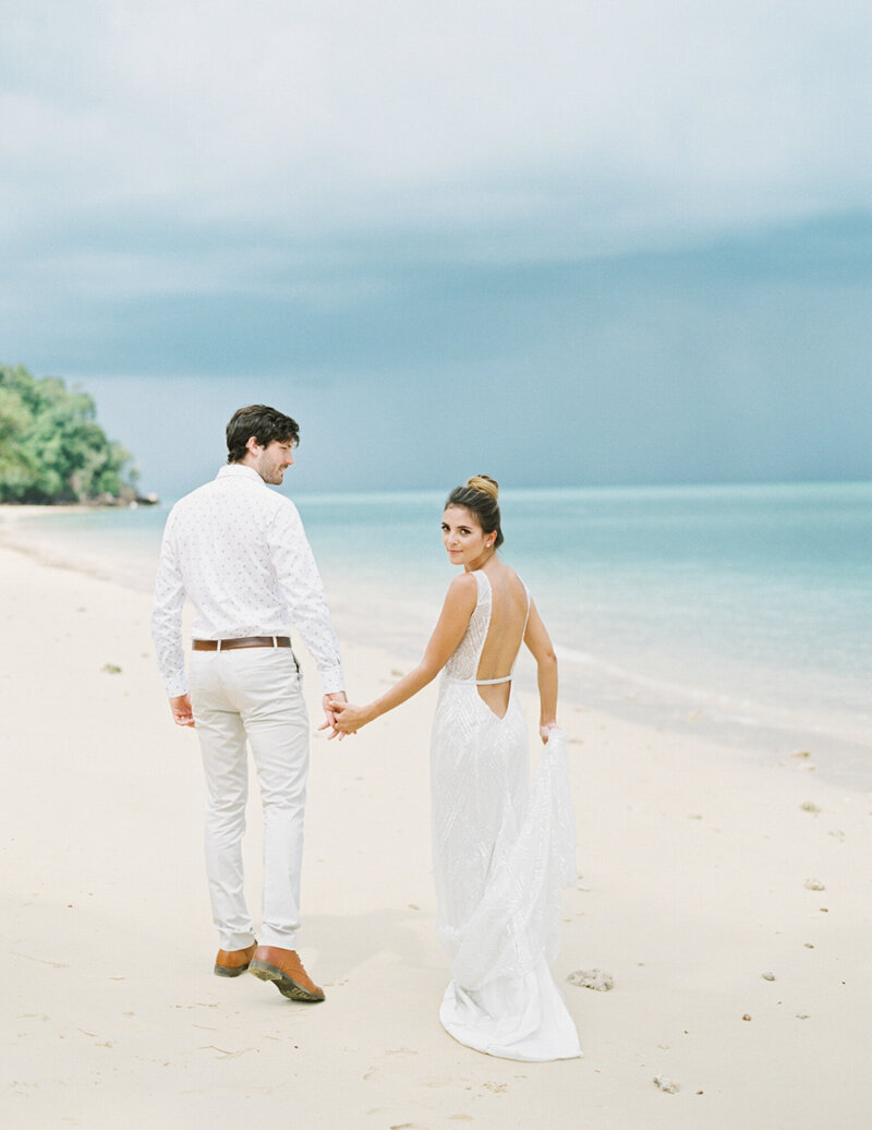 00242- Koh Yao Noi Thailand Elopement Destination Wedding  Photographer Sheri McMahon-2