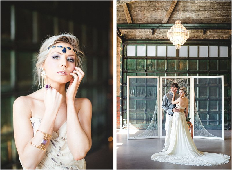 boho bride soho south wedding