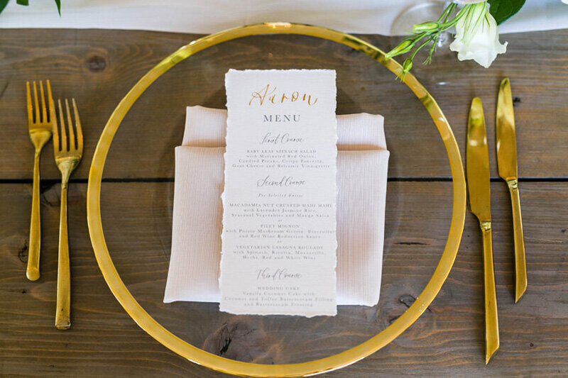 pirouettepaper.com | Wedding Stationery, Signage and Invitations | Pirouette Paper Company | Menus + Programs 27