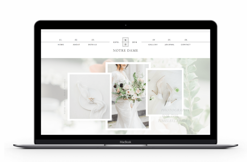 notre-dame-adds-template-Showit-website-template-01