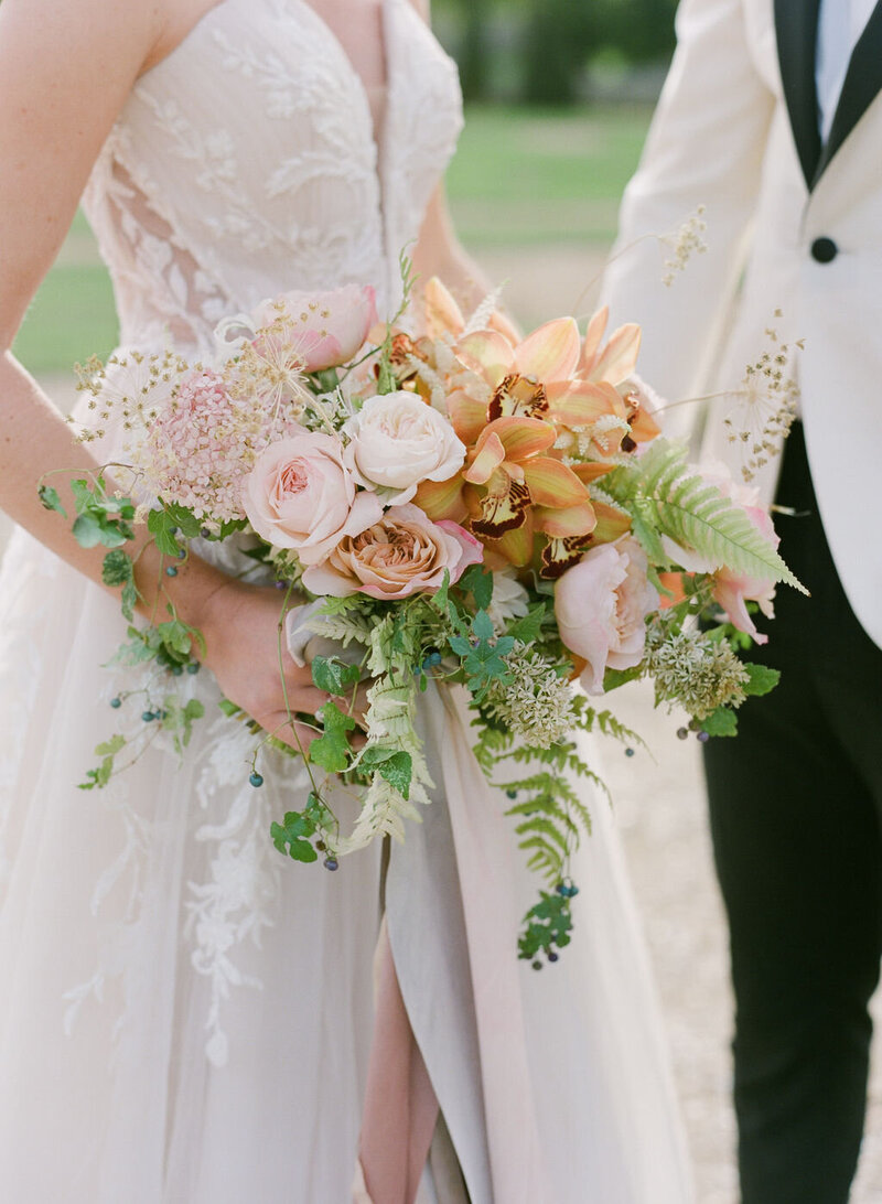 Chateau de villette_wedding_Floraison2