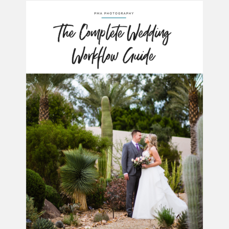 Comple Wedding Workflow Guide - Cover