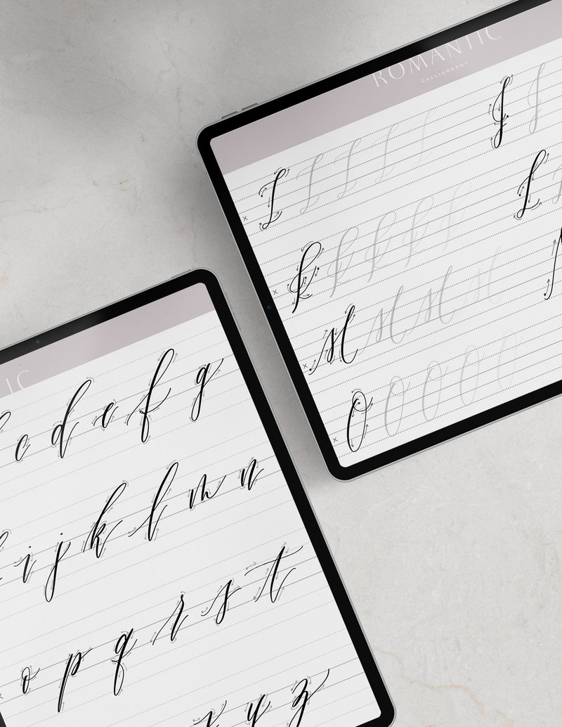 Learn Calligraphy for Beginners and the ProCreate App