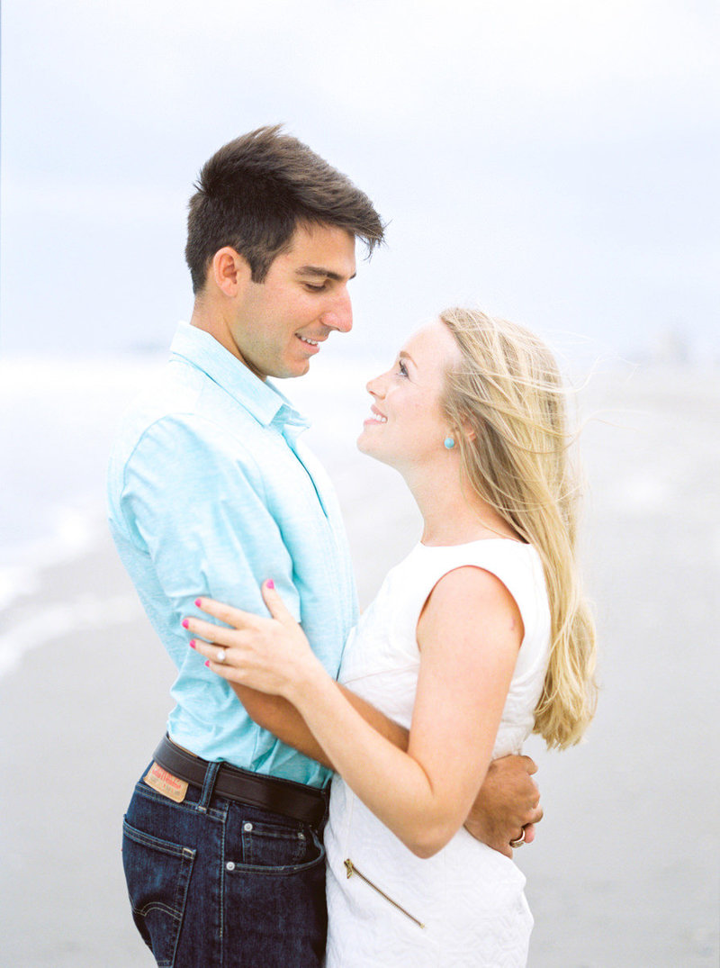 folly-beach-south-carolina-engagement-portraits-dog-10