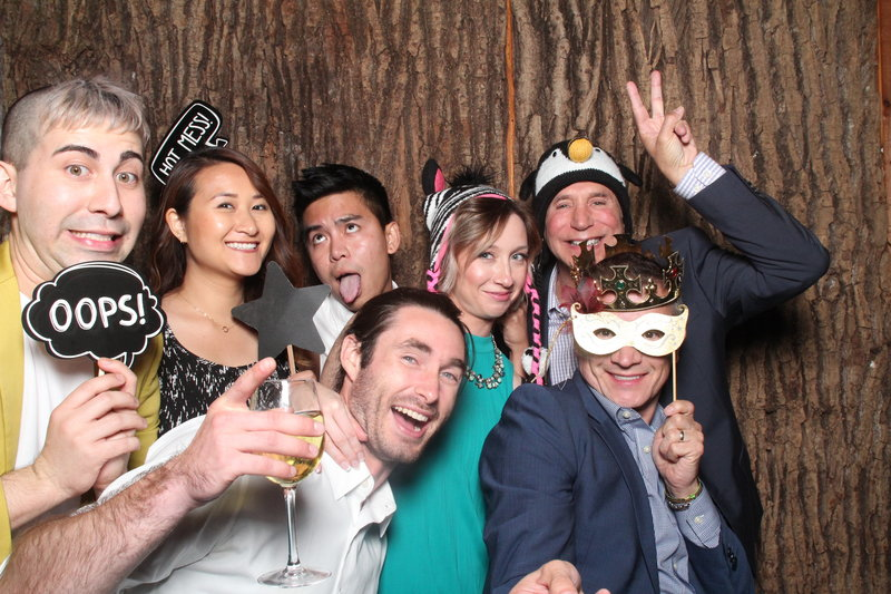 Seattle Wedding Photo booth