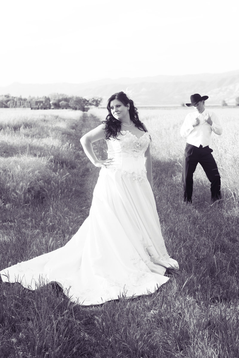 cowboy wedding, wedding photography