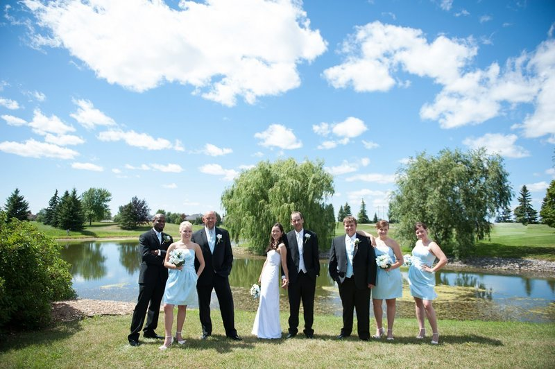 Rose Creek Wedding Fargo photographer Kris Kandel (3)