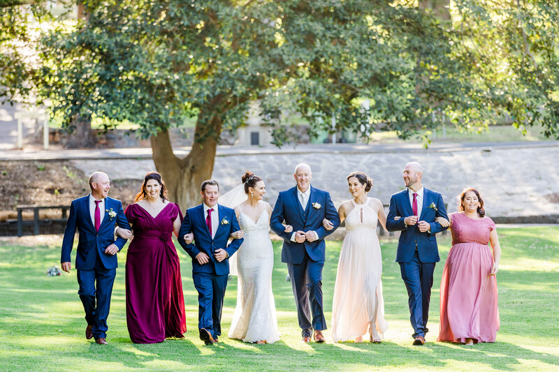 King Edward Park Wedding