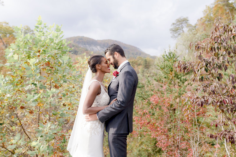 Lake Lure North Carolina Wedding_000