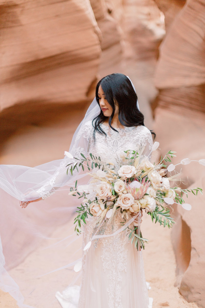 Antelope Canyon Wedding Photographer