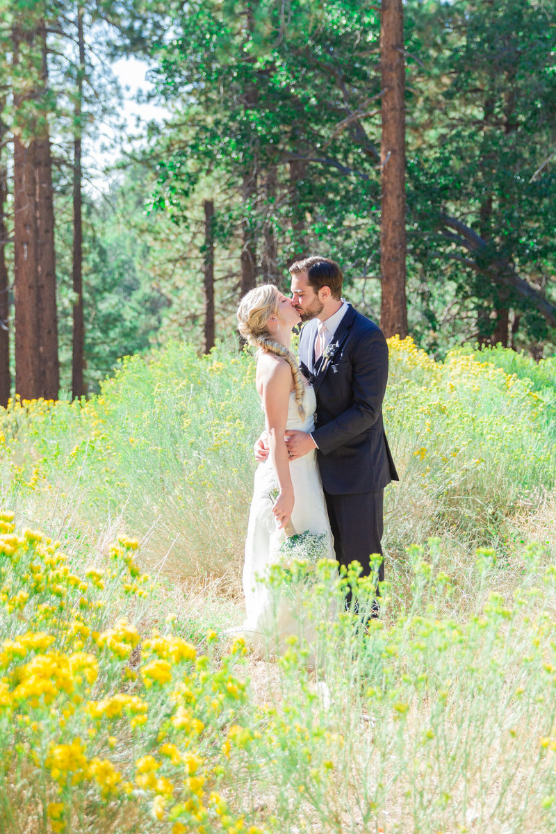 Forest Wedding | Wrightwood Wedding | Kamp Kare T&D-2