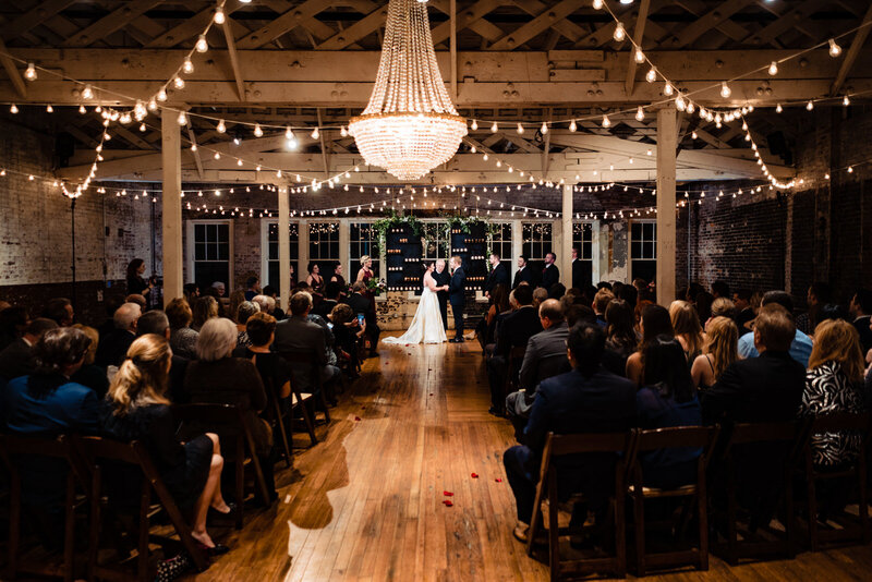 The Stockroom - Raleigh wedding venue