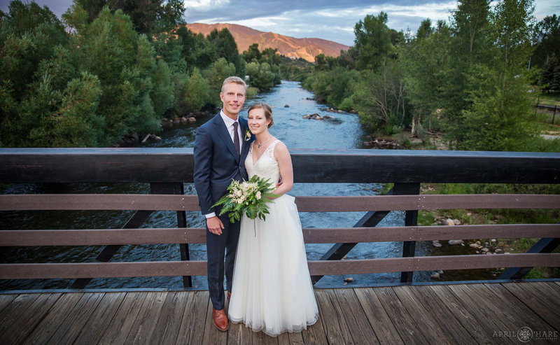 Jill Waldman with the Main Event Destination Wedding Planner in Steamboat