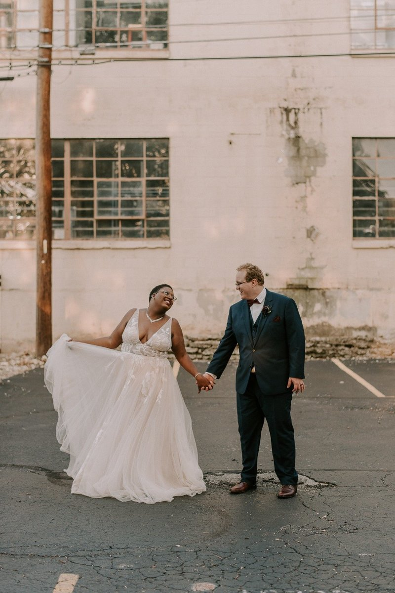 Kansas City Wedding Photographer - Hey Tay Portrait