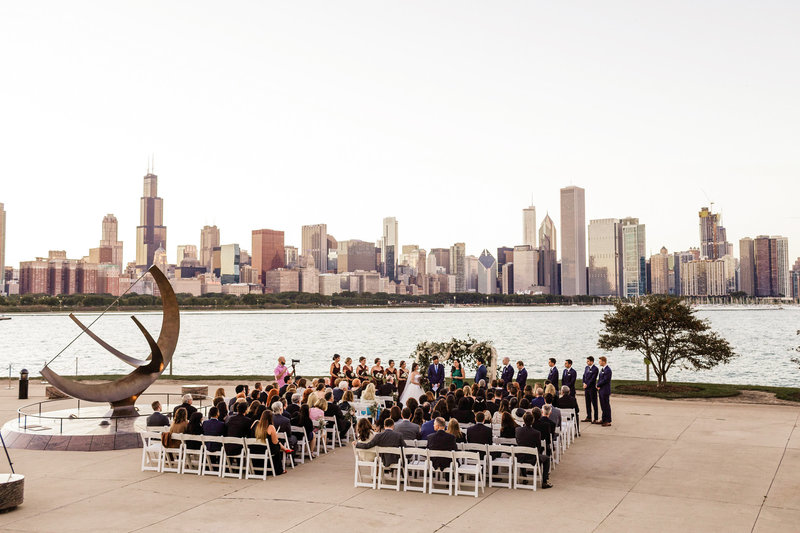 Adler-Planetarium-Wedding-Chicago-Wedding