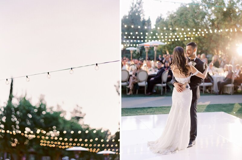 San Diego California Film Wedding Photographer - Rancho Bernardo Inn Wedding by Lauren Fair_0126