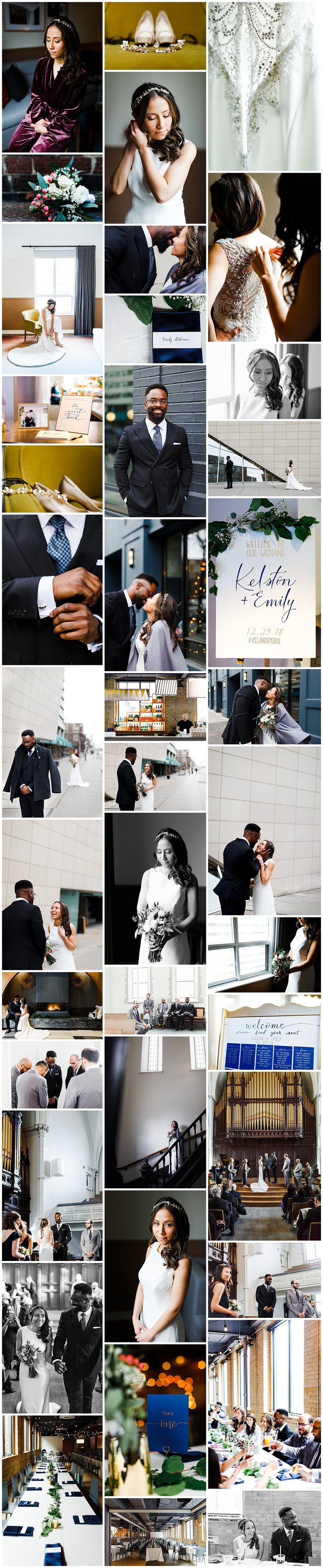 Wedding Gallery Second Floor Events Emily and Kelston