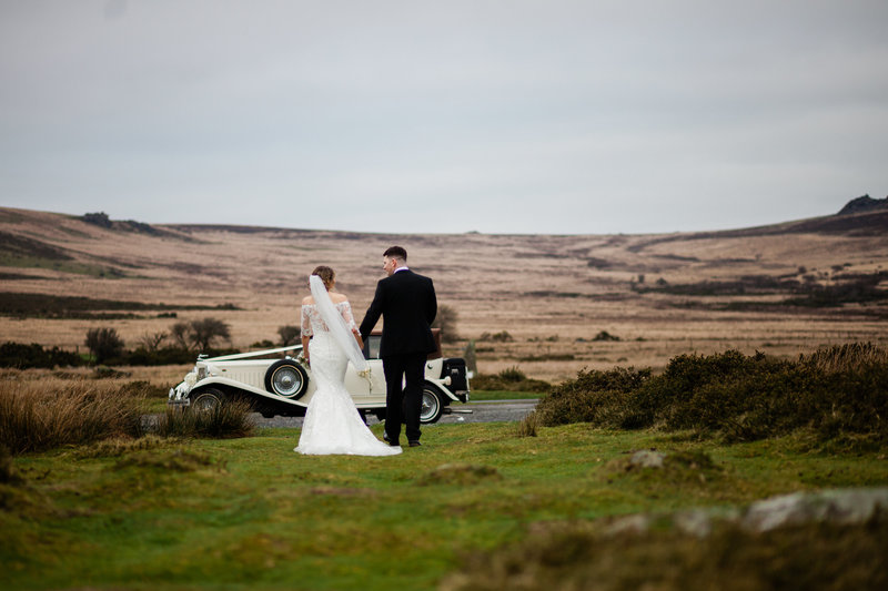 Wedding Photography at waldo stone in the preseli hills