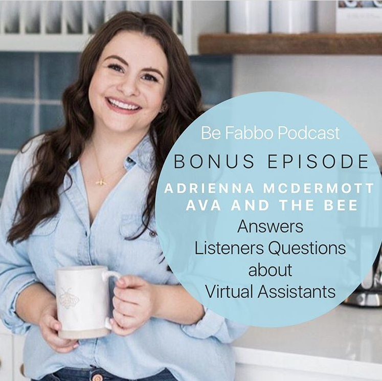 The Creative VA Academy, digital course for virtual assistants and creative freelancers - Ava and The Bee