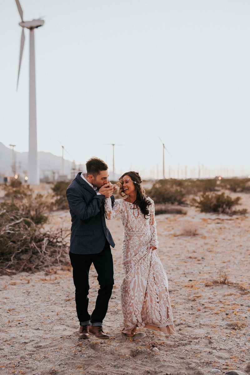 Desert Wedding in Southern California Los Angeles Wedding Photographer San Diego Weddings NYC Wedding Photographer Destination Wedding