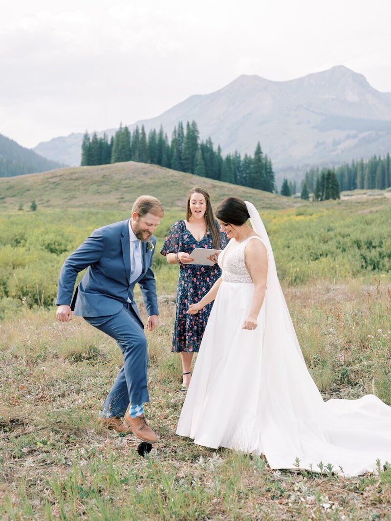 Joyful and Playful Wedding in Crested Butte_0020
