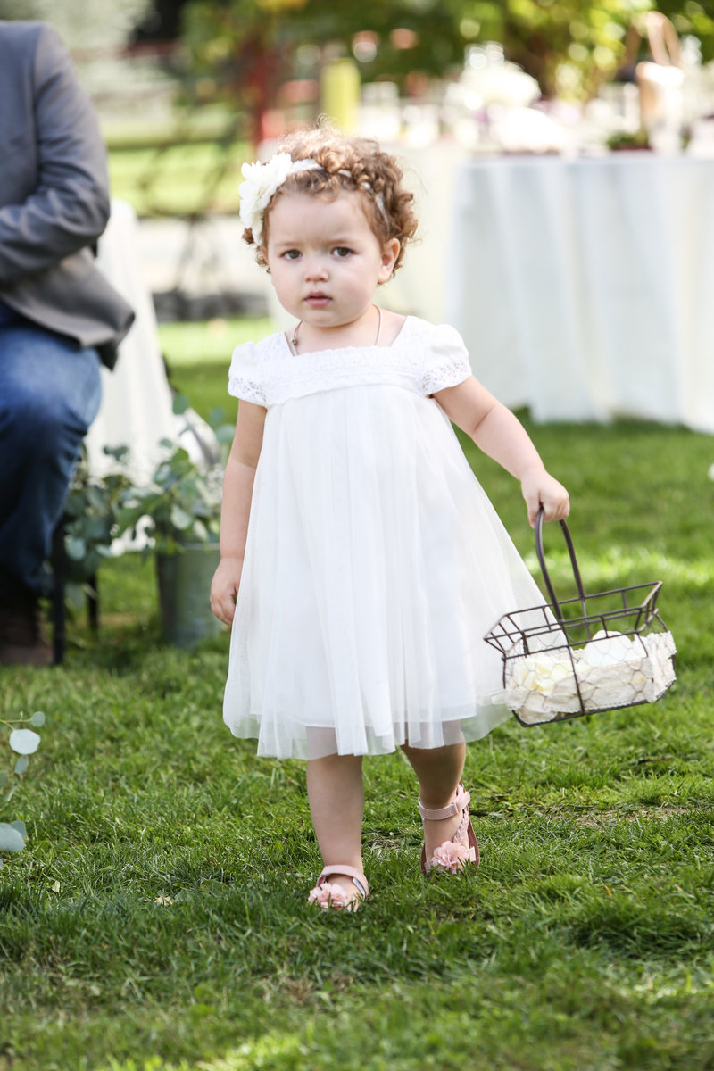 flower girl, wedding photography