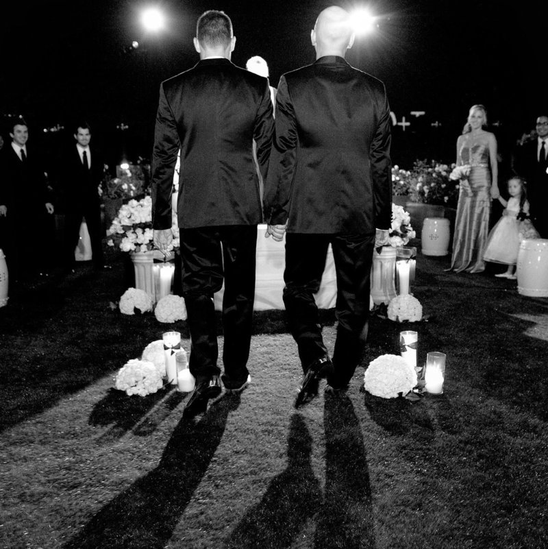 Troy and Craig Wedding 7