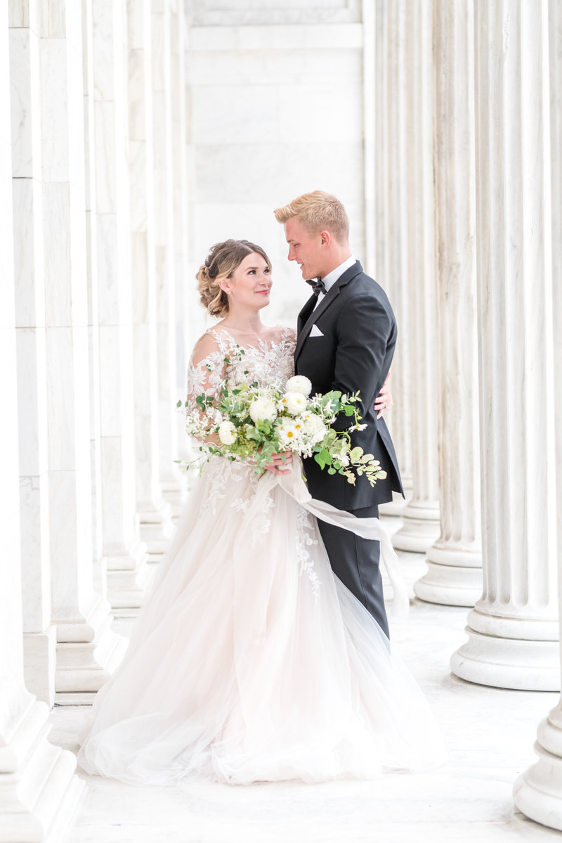 Toledo Museum of Art Wedding_19