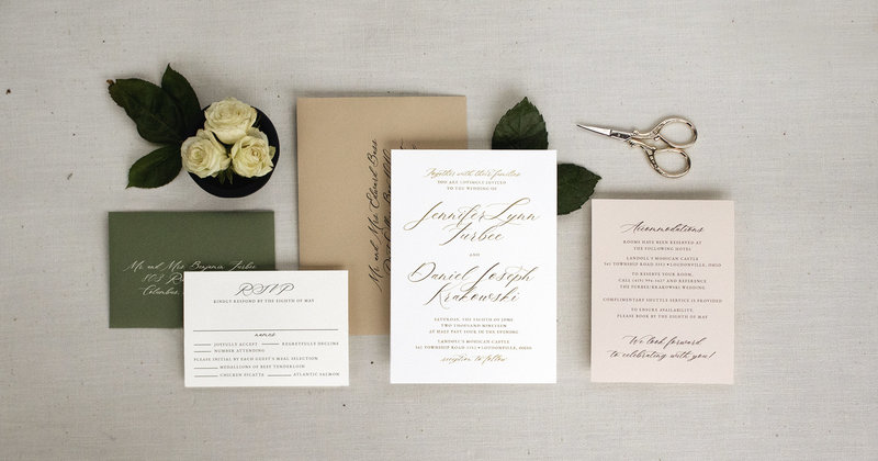 Full suite of Brittney Nichole Designs' Timeless Elegance.
