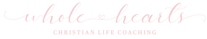 Whole Hearts Christian Life Coaching Logo