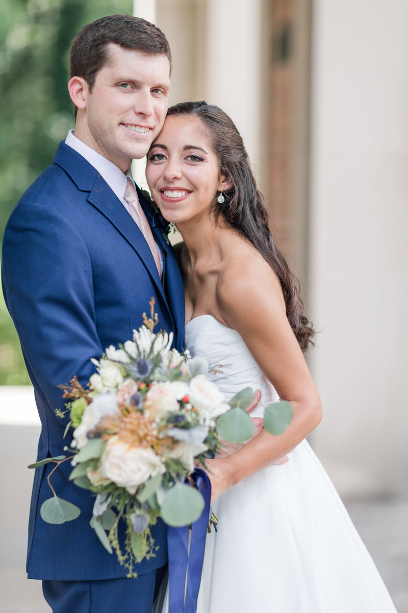 Jennifer B Photography-UNC Chapel Hill Wedding-Carolina Blue-Alex and Ashlyn39