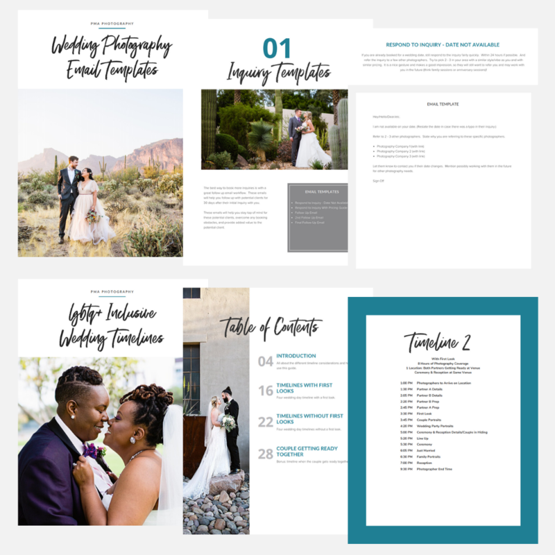 Ultimate Wedding Photographer Bundle - Pages 2