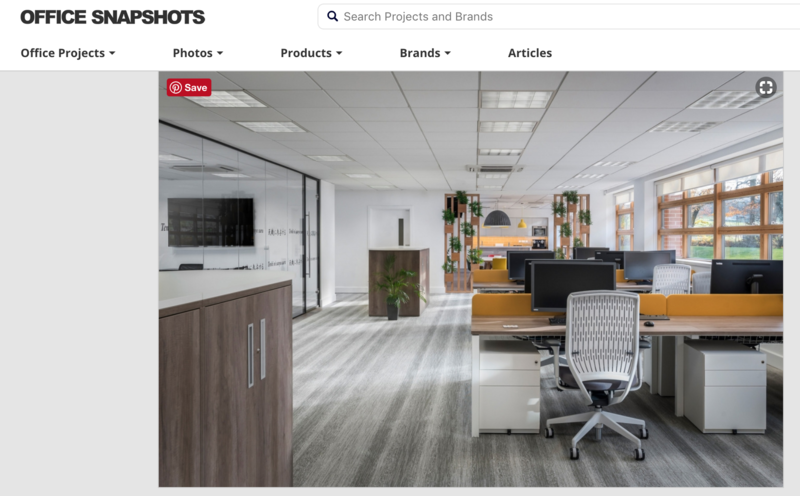 office snapshots interior photographer london