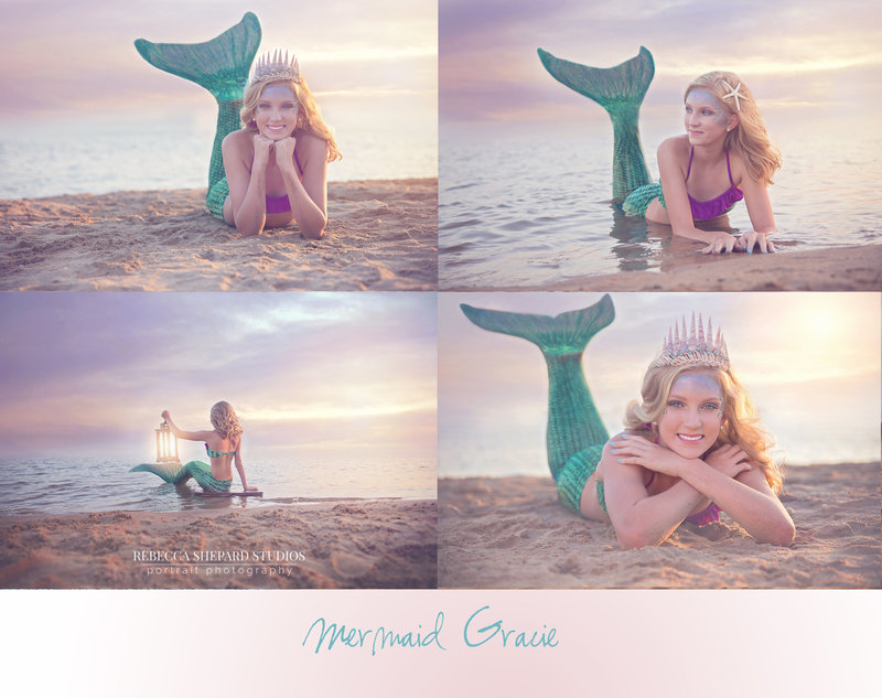 Mermaid Gracie wm