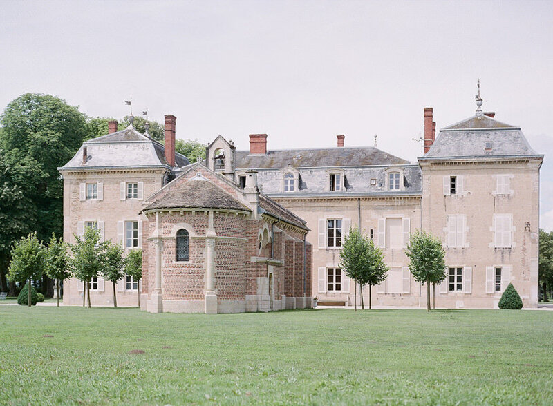 Trouwlocaties in Frankrijk Chateau de Varennes Alexandra Vonk-2-2