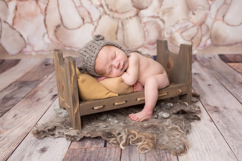 Cincinnati Ohio Newborn Photography