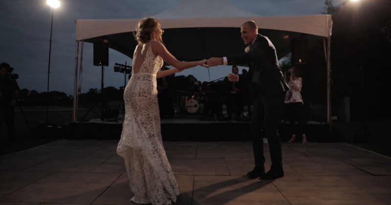 Lake Martin Wedding Video - Children's Harbor
