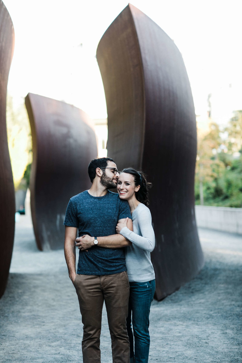 Lauren+Andrew_Pioneer_Square_Sculpture_Park_Engagement_by_Adina_Preston_Weddings30