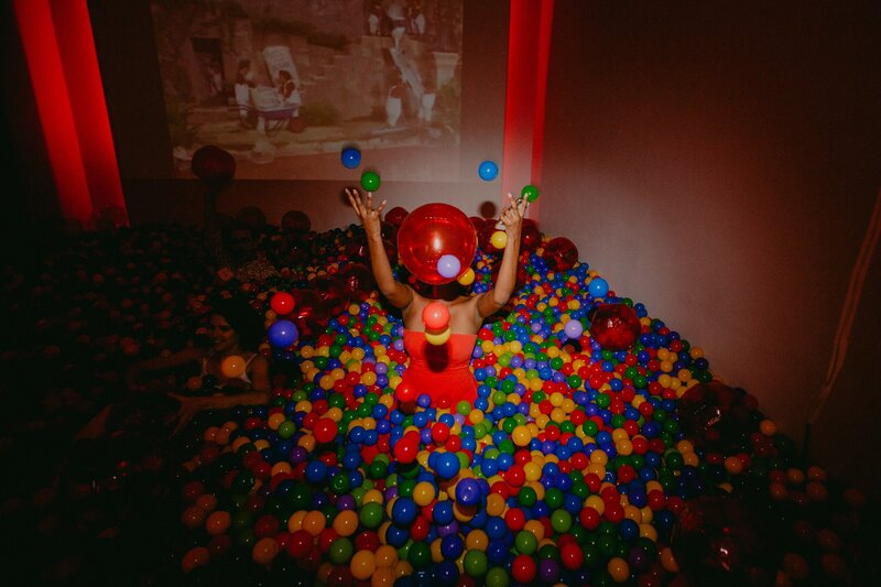 Party Ball Pit at Norwood Club in New York