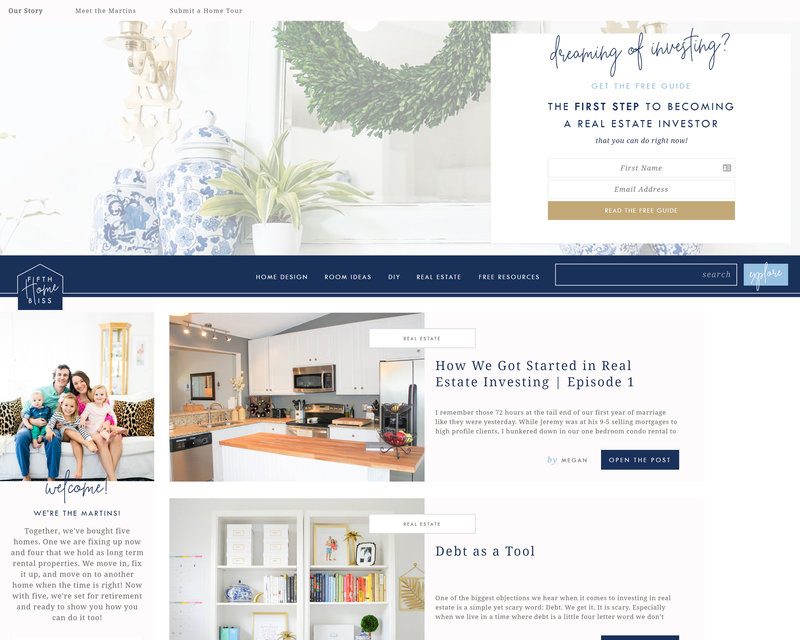 Fifth-Home-Bliss---Treat-Yo-Elf-Showit-5-Website-Template