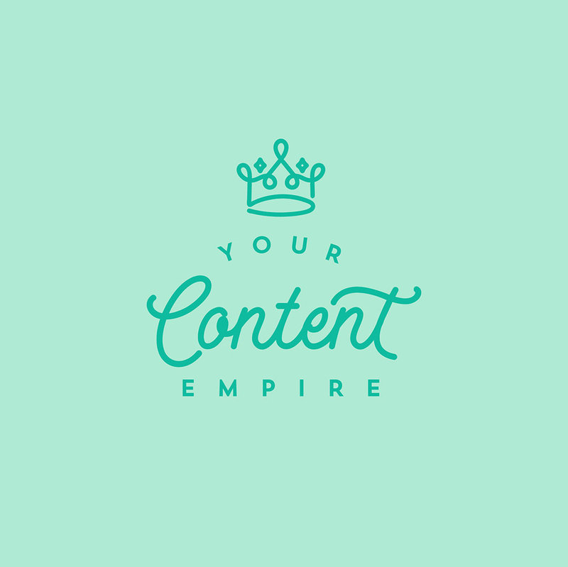 Nicole A Yang Design Lab Your Content Empire Branding4