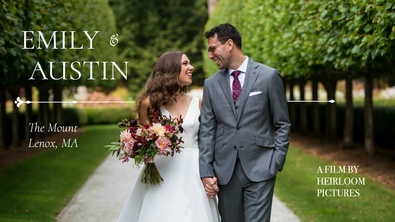 Heirloom Pictures | Boston Wedding Videographer