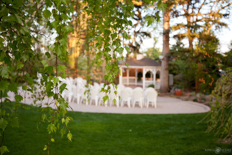 Outdoor-Garden-Ceremony-Space-with-Gazebo-at-Wedgewood-Tapestry-House-Fort-Collins