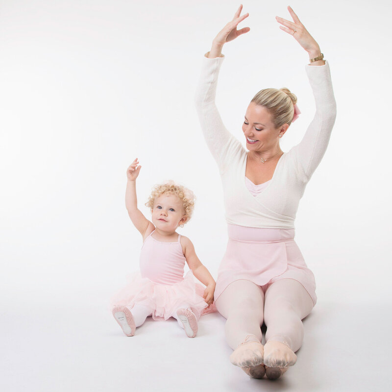 Dance With Miss Anna SF Bay Area Toddler Ballet Classes