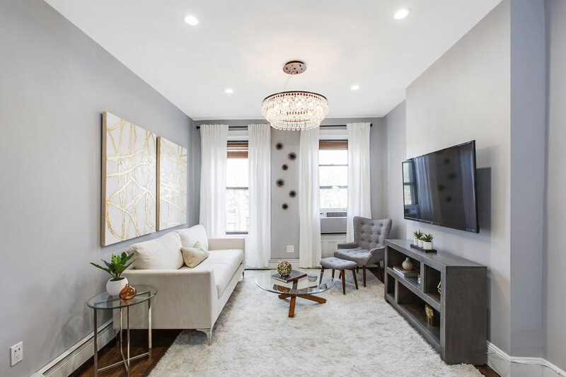297 Pavonia Ave  Jersey City home staging by Simplicity Design Services